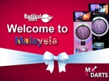 Image of the news Awesome! Radikal Darts is coming to Malaysia