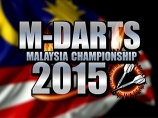 Image of the news M-Darts Malaysia Championship Season 1 (1st July - 31st August 2015)