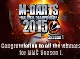 Image of the news RESULT: M-Darts Malaysia Championship (MMC) Season 1 Winner!