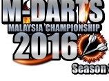Image of the news M-Darts Malaysia Championship (MMC) 2016 Season 3 Result