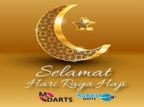 Image of the news Selamat Hari Raya Aidil Adha