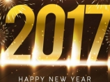 Image of the news Happy New Year 2017