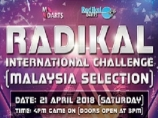 Image of the news RADIKAL INTERNATIONAL CHALLENGE 2018