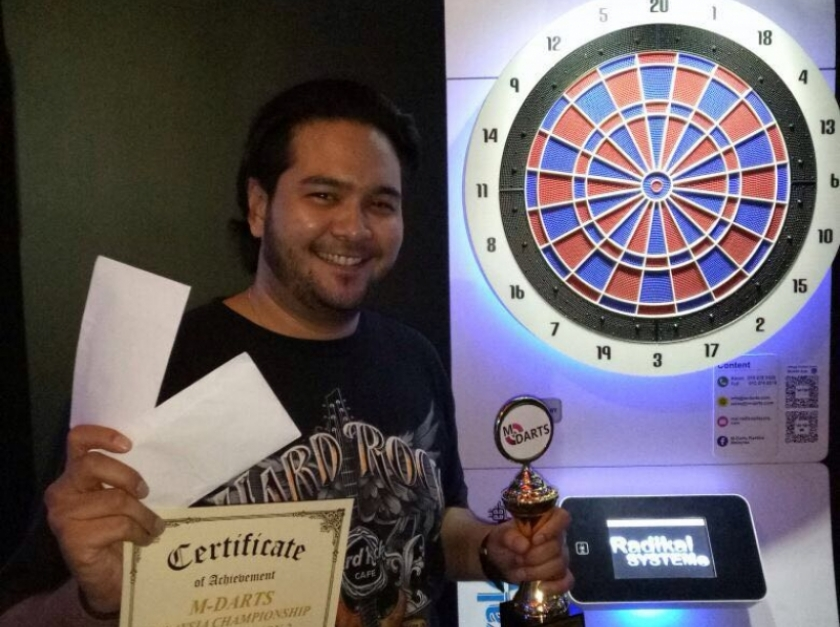 Picture M-Darts Malaysia Championship 2016 Season 2